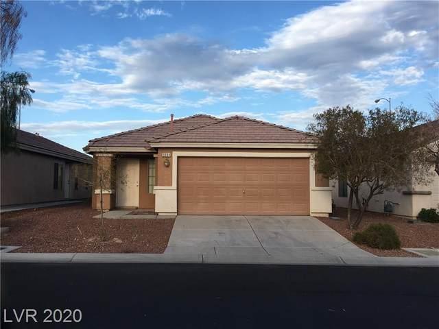 3394 Lakeland Bay Drive, Las Vegas, NV 89122 (MLS #2243443) :: Signature Real Estate Group