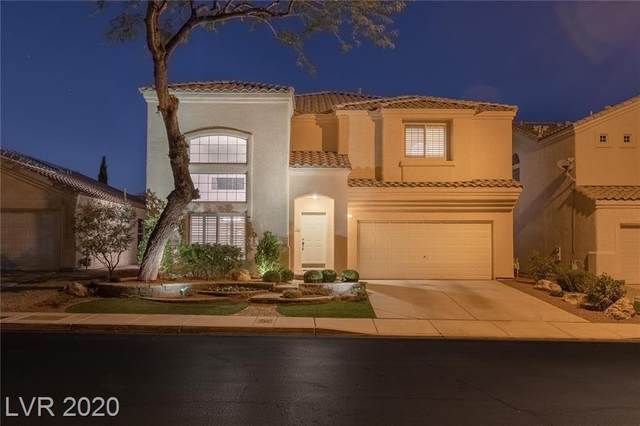 3132 Twilight Crest Avenue, Henderson, NV 89052 (MLS #2243450) :: The Perna Group