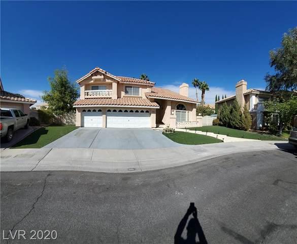 9424 Low Tide Court, Las Vegas, NV 89117 (MLS #2243457) :: The Lindstrom Group