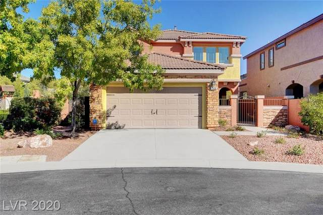 11460 Diveley Avenue, Las Vegas, NV 89138 (MLS #2243466) :: The Perna Group