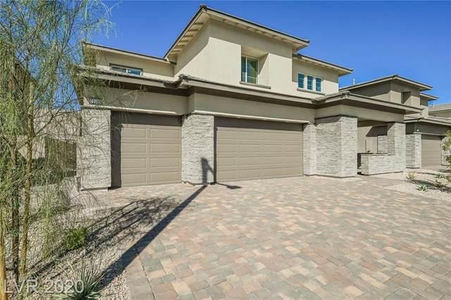 12368 Pine Bend Avenue, Las Vegas, NV 89138 (MLS #2243472) :: The Perna Group