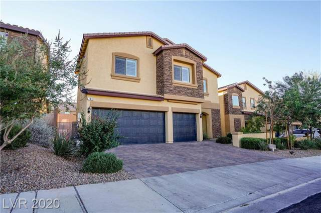 169 Strone Street, Henderson, NV 89012 (MLS #2243481) :: The Perna Group