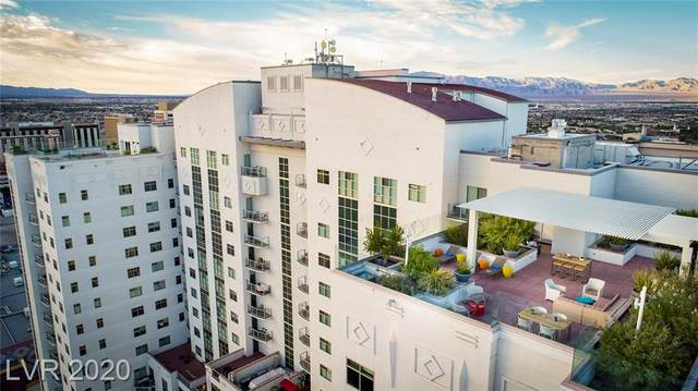 150 Las Vegas Boulevard #1818, Las Vegas, NV 89101 (MLS #2243495) :: Signature Real Estate Group