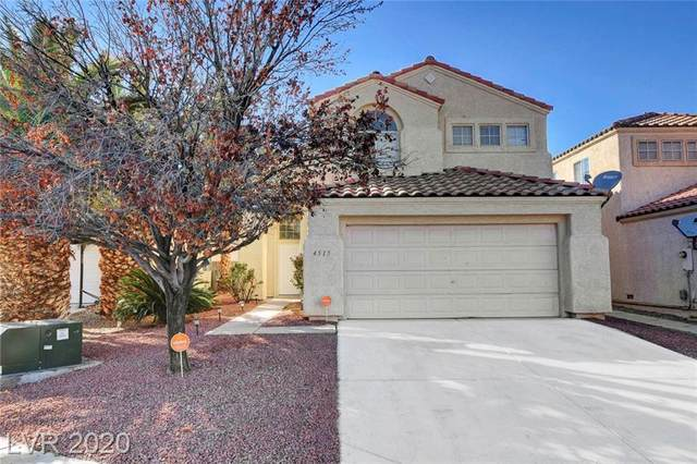4515 Monitor Way, North Las Vegas, NV 89031 (MLS #2243502) :: Billy OKeefe | Berkshire Hathaway HomeServices