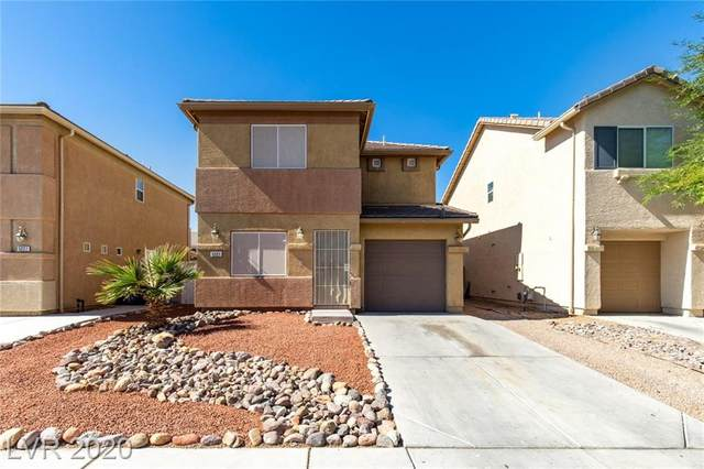 5221 Floralita Street, Las Vegas, NV 89122 (MLS #2243522) :: The Perna Group
