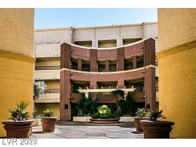 270 Flamingo Road #212, Las Vegas, NV 89169 (MLS #2243524) :: Signature Real Estate Group
