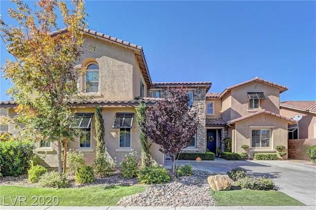 10007 Desert Alcove Road, Las Vegas, NV 89178 (MLS #2243530) :: Signature Real Estate Group