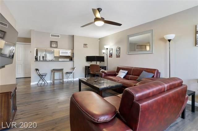 697 Oakmont Avenue #3309, Las Vegas, NV 89109 (MLS #2243551) :: Jeffrey Sabel