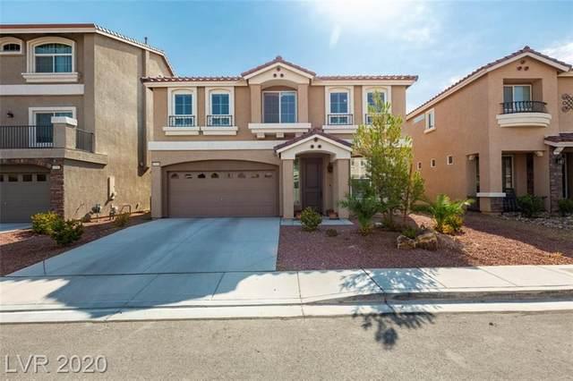 10588 Parthenon Street, Las Vegas, NV 89183 (MLS #2243554) :: Signature Real Estate Group