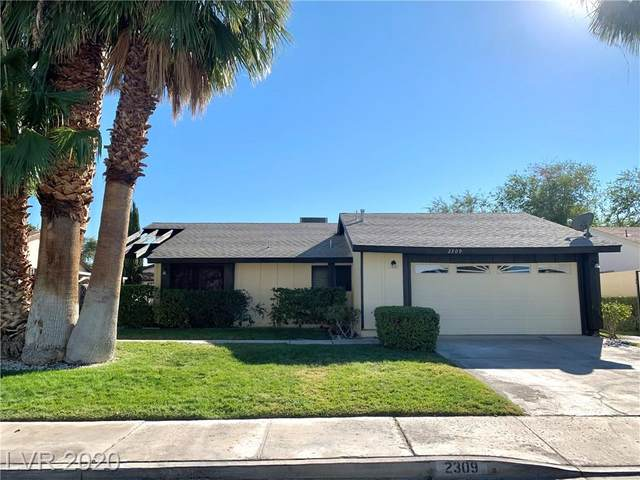 2309 Florence Avenue, Las Vegas, NV 89119 (MLS #2243610) :: Signature Real Estate Group