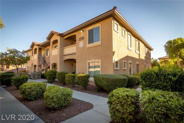3500 Cactus Shadow Street #103, Las Vegas, NV 89129 (MLS #2243621) :: Team Michele Dugan