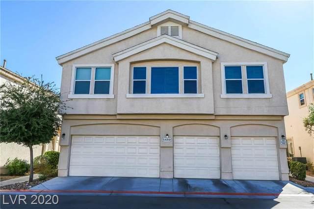 5449 Jackpot Winner Lane #101, Las Vegas, NV 89122 (MLS #2243628) :: Billy OKeefe | Berkshire Hathaway HomeServices