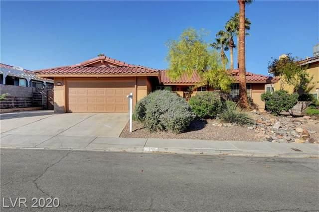 4140 Montoya Avenue, Las Vegas, NV 89120 (MLS #2243644) :: Signature Real Estate Group
