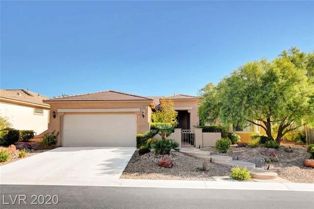 5140 Vincitor Street, Las Vegas, NV 89135 (MLS #2243682) :: Signature Real Estate Group