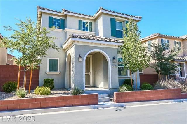 10939 Camden Bay Street, Las Vegas, NV 89179 (MLS #2243722) :: Signature Real Estate Group