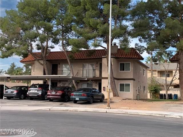 2791 Eldora Circle, Las Vegas, NV 89146 (MLS #2243730) :: The Perna Group