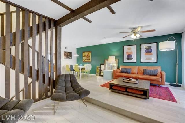 2838 Calle Del Oro, Las Vegas, NV 89120 (MLS #2243739) :: Signature Real Estate Group