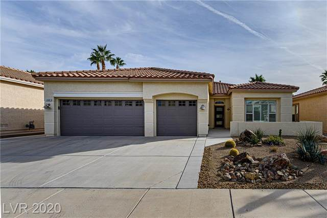 2507 Putting Green Drive, Henderson, NV 89074 (MLS #2243819) :: Hebert Group | Realty One Group