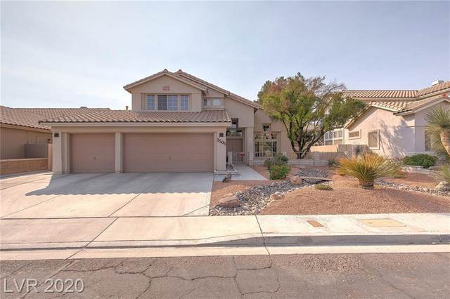2505 Mahaila Circle, Henderson, NV 89074 (MLS #2243888) :: The Perna Group