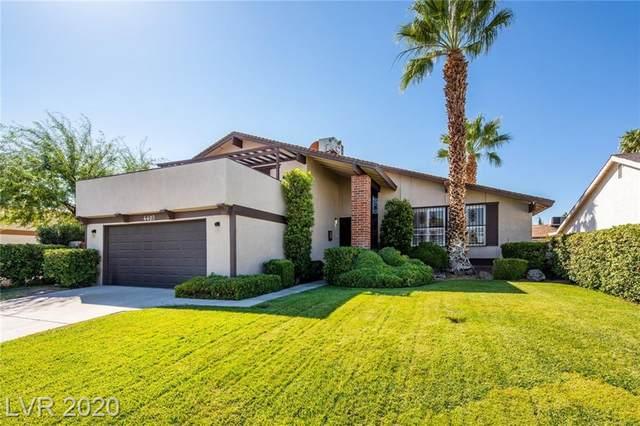 4403 Fernbrook Road, Las Vegas, NV 89103 (MLS #2243891) :: Hebert Group | Realty One Group