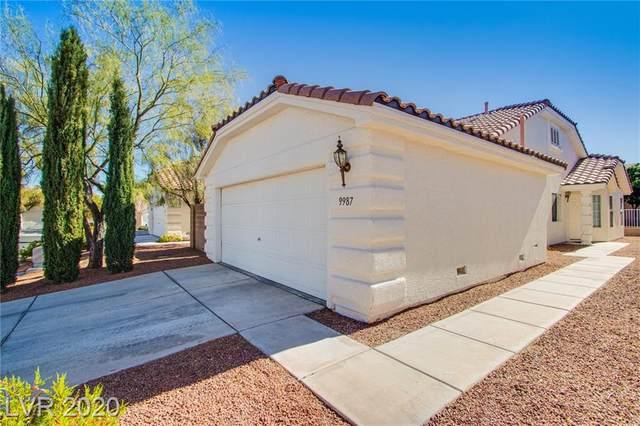 9987 Oak Creek Canyon Avenue, Las Vegas, NV 89147 (MLS #2243946) :: Kypreos Team