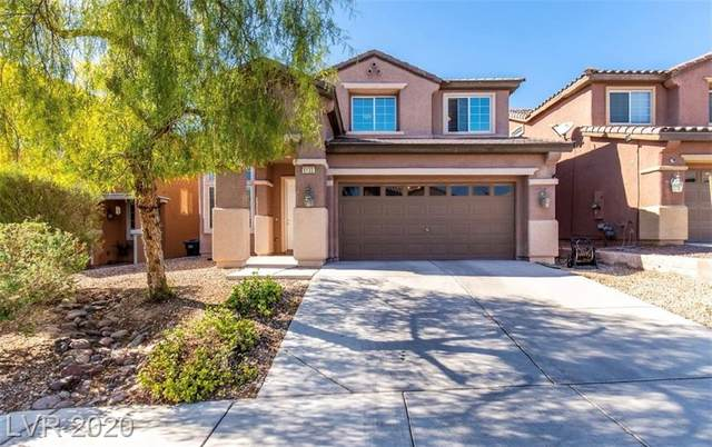 5133 Teal Petals Street, North Las Vegas, NV 89081 (MLS #2243953) :: Jeffrey Sabel