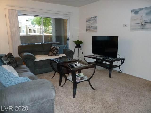 8070 Russell Road #1031, Las Vegas, NV 89113 (MLS #2243985) :: Jeffrey Sabel