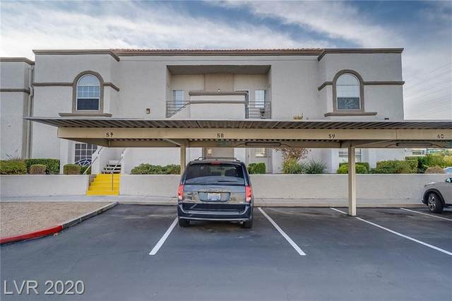 3150 Soft Breezes Drive #1201, North Las Vegas, NV 89128 (MLS #2244002) :: Hebert Group | Realty One Group