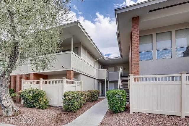 2838 Loveland Drive #1612, Las Vegas, NV 89109 (MLS #2244077) :: Jeffrey Sabel