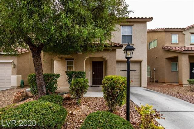 8885 First Lady Avenue, Las Vegas, NV 89148 (MLS #2244107) :: The Lindstrom Group