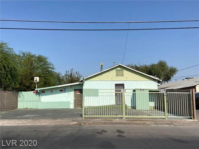 2826 Cedar Street, Las Vegas, NV 89104 (MLS #2244164) :: The Mark Wiley Group | Keller Williams Realty SW