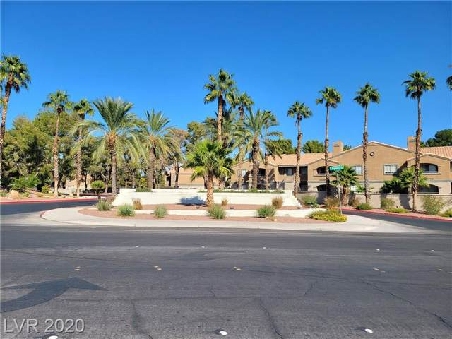 221 Mission Catalina Lane #206, Las Vegas, NV 89107 (MLS #2244183) :: Jeffrey Sabel