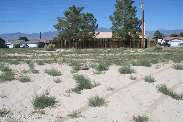 1965 S Valley View Circle, Pahrump, NV 89048 (MLS #2244277) :: The Lindstrom Group