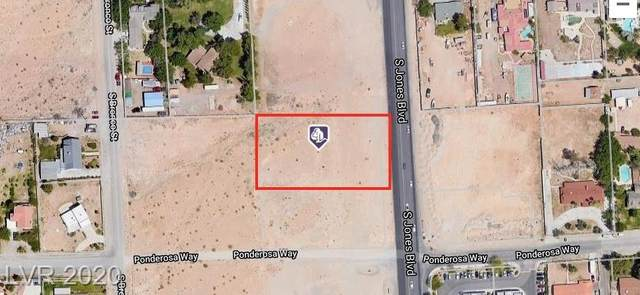 Jones Blvd & Ponderosa, Las Vegas, NV 89118 (MLS #2244280) :: The Perna Group