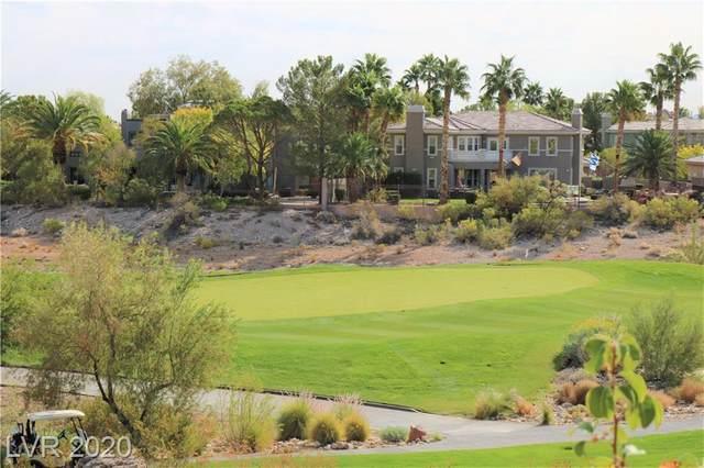 1012 Domnus Lane #206, Las Vegas, NV 89144 (MLS #2244299) :: Jeffrey Sabel