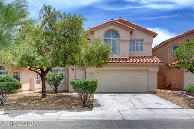 1712 Mexican Poppy Street, Las Vegas, NV 89128 (MLS #2244323) :: The Lindstrom Group