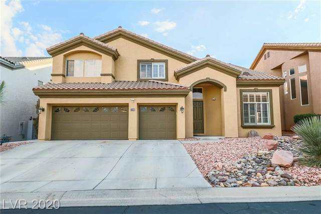 9037 Alpine Peaks Avenue, Las Vegas, NV 89147 (MLS #2244354) :: Hebert Group | Realty One Group