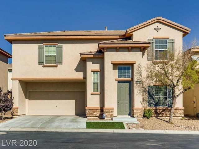 108 Bloomsbury Avenue, Las Vegas, NV 89123 (MLS #2244382) :: Hebert Group | Realty One Group