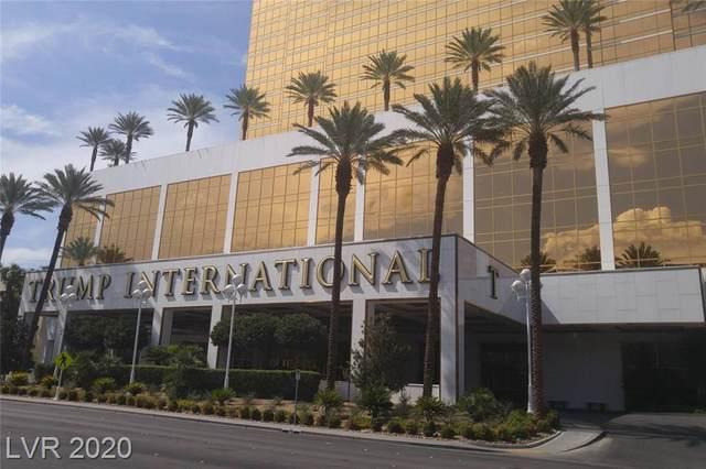 2000 Fashion Show Drive #1805, Las Vegas, NV 89109 (MLS #2244398) :: Hebert Group   Realty One Group