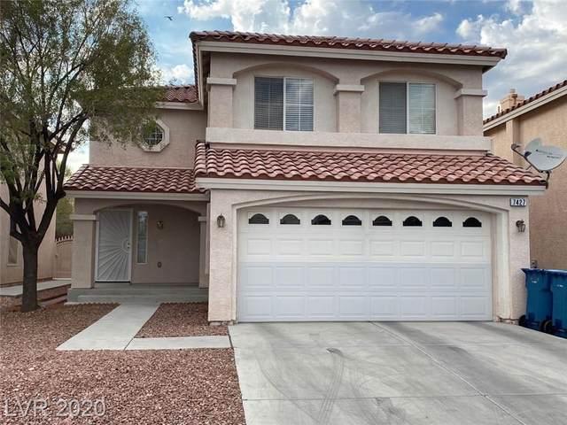 7427 Tuckaway Harbor Street, Las Vegas, NV 89139 (MLS #2244402) :: The Lindstrom Group