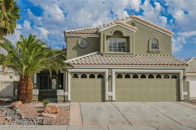 2208 Marble Gorge Drive, Las Vegas, NV 89117 (MLS #2244408) :: Vestuto Realty Group