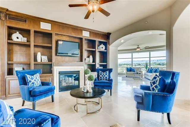 9103 Alta Drive #301, Las Vegas, NV 89145 (MLS #2244427) :: Jeffrey Sabel