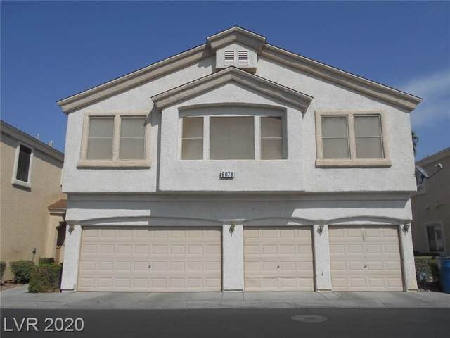 6078 Allred Place #102, Henderson, NV 89011 (MLS #2244430) :: The Lindstrom Group