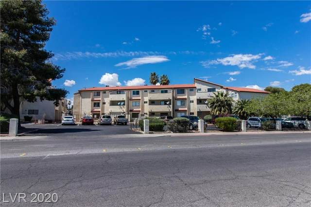 2080 Karen #84, Las Vegas, NV 89169 (MLS #2244461) :: Vestuto Realty Group