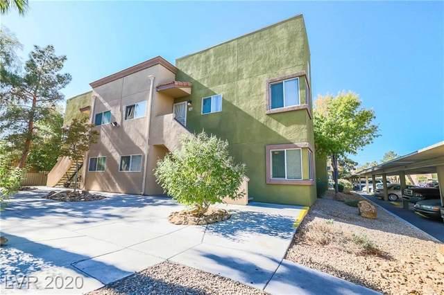 1830 Decatur Boulevard #103, Las Vegas, NV 89108 (MLS #2244493) :: Team Michele Dugan