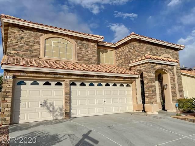 9124 Lawton Pine Drive, Las Vegas, NV 89129 (MLS #2244505) :: The Lindstrom Group