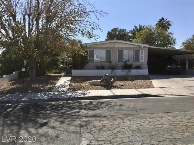 4737 Esplanade Way, Las Vegas, NV 89121 (MLS #2244519) :: The Lindstrom Group