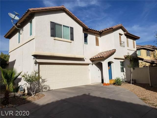 5950 Banbury Heights Way, Las Vegas, NV 89139 (MLS #2244521) :: The Lindstrom Group
