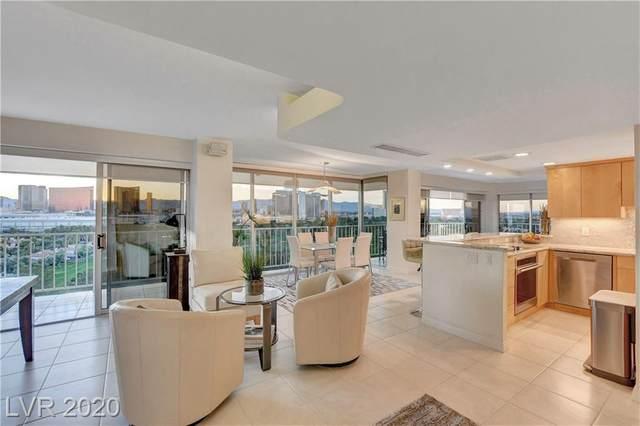3111 Bel Air Drive 14A, Las Vegas, NV 89109 (MLS #2244542) :: Signature Real Estate Group