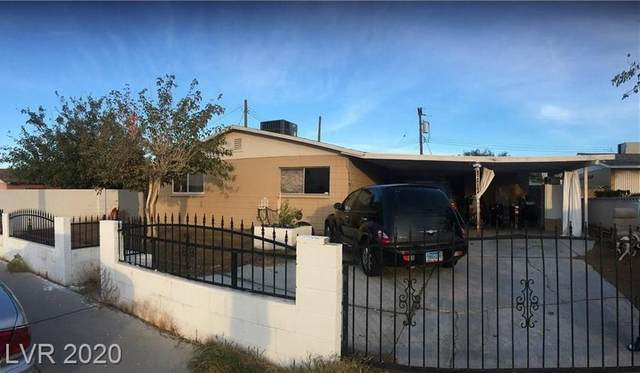 1816 Lexington Street, Las Vegas, NV 89106 (MLS #2244554) :: The Lindstrom Group